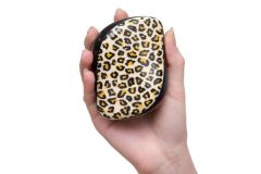 Щетка Hairway Compact Easy Combing Leopard массаж.21ряд.