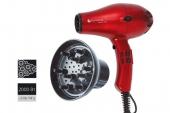 Фен Hairway Phoenix Ionic Compact красн. 1800-2000W
