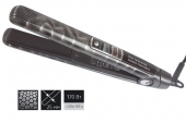 Щипцы-выпрямители Hairway 3D deep silver MCH кер.турм.170W B028