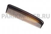Расческа Titania карманная 125мм коричневая