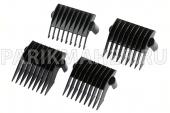 Насадки Hairway набор 4шт/уп 3,6,9,12мм 02033,38,39