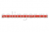 Бигуди-папилоты Hairway 18см крас.13мм (4222109)