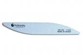 Пилка Hairway ,зебра 180/180, пластиковая основа, волна