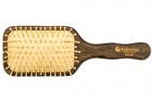 Щетка Hairway Ash прямоугольная, широкая 9 рядов