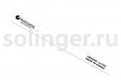 Пилка Hairway contour,белая 180/240