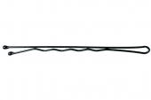 Невидимки Titania черные волнистые 20шт/уп. 7см 8060/7В