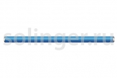 Бигуди-папилоты Hairway 18см син.15мм (4222099)