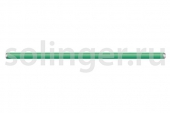 Бигуди-папилоты Hairway 18см зел.10мм (4222129)