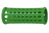 Бигуди Sibel пласт. 25мм зелен. 10шт/уп