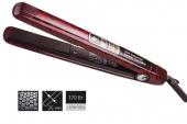 Щипцы-выпрямители Hairway 3D deep red MCH кер.турм.170W B028