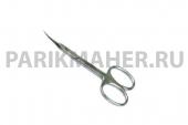 Ножницы MZ для кожи CS-1/7-HG изог.7cm