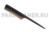 Расческа Titania хвост пластм.200мм коричневая