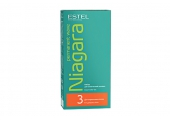Набор Estel Niagara-3 200мл для химической завивки окрашен.волос NN/3