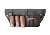 Сумка-фартук Hairway Barber джинсовый, размер 59х25 см