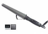 Плойка Hairway Titanium-Tourmaline mini кон.25-14мм 35W С021