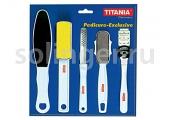 Набор Titania для педикюра 3025/1.B