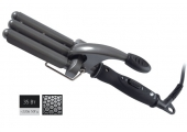 Плойка-волна Hairway Titanium-Tourmaline mini 13-13-13мм 35W С023