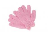 Мочалка Sibel перчатка цветн.(33002)
