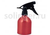 Распылитель Hairway Barrel для воды красный метал.250мл.