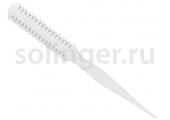 Бритва для стрижки Eurostil филировочная двусторонняя длинная 00962