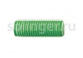 Бигуди-лип.(10) Sibel 21мм зелен. 12шт/уп