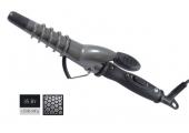 Плойка Hairway Titanium-Tourmaline mini кон.спир.25-16мм 35W