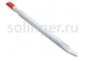 Маникюрная палочка Hubert с рез. копыт. 5120