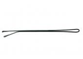 Невидимки Titania черные прямые 20шт/уп. 7см 8060/7