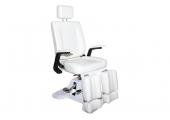 Кресло педикюрное Паула белое