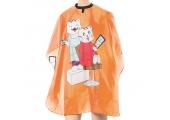 Пеньюар ES детский cats оранжевый 120x95см 04313/64