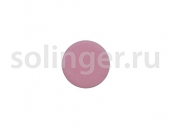 Спонжик Eurostil розовый 61мм 01360