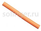 Бигуди-папил.)(10) Sibel 25см оран.17мм (41171)