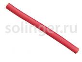 Бигуди-папил.)(10) Sibel 25см крас.13мм (41173)