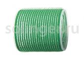 Бигуди-лип.(10) Sibel 61мм зелен. 6шт/уп