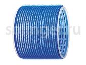 Бигуди-лип.(10) Sibel 80мм синие  3шт/уп