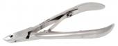 Кусачки Silver Star для кожи маник.Cobalt 15 De Lux(7мм) прямые ручки