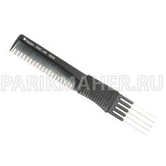 Расческа Hairway Ionic Line вилка метал. 191мм