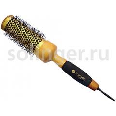 Термобрашинг Hairway Gold 60мм кер.