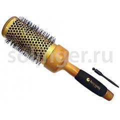 Термобрашинг Hairway Gold 70мм кер.