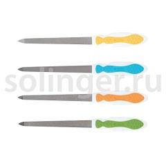 Пилка Titania 17,5см,цветная ручка 1440B