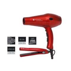 Фен Hairway Ruby Ceramic 2100W + щ.в.HW 65W(03049+04087)