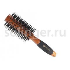 Брашинг Hairway Profi 28мм дер.отв.щет.шт.чер.