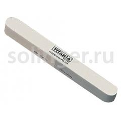 Пилка Titania для ногт. сер/бел. 4+2 1038