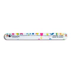 Пилка Hairway design 180/240, пластиковая основа, стандарт