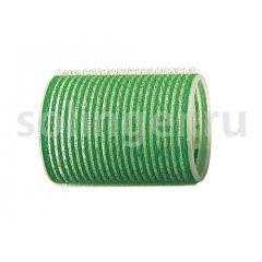 Бигуди-лип.(10) Sibel 48мм зелен. 6шт/уп