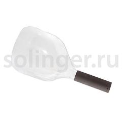 Экран Hairway защит.для лица с велюр.ручкой