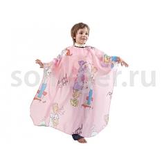 Пеньюар MF детский голубой NEW