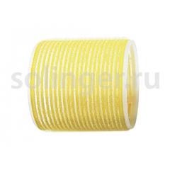 Бигуди-лип.(10) Sibel 66мм желтые 6шт/уп