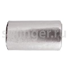 Фольга 12см х 25м серебр.Радуга