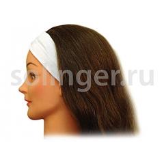 Лента Sibel косметич.(12) узкая белая